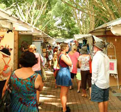Eumundi Markets, Sunshine Coast