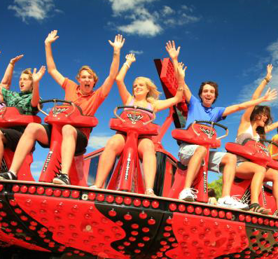 Aussie World Theme Park Sunshine Coast