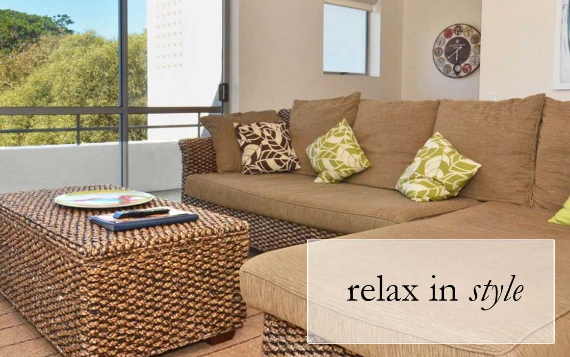 Raintrees Resort comfortable lounge